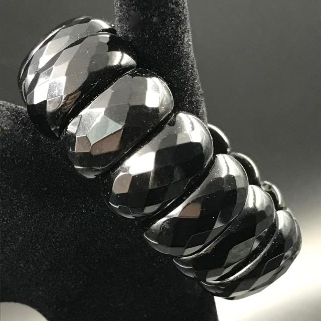 bracelet-obsidienne