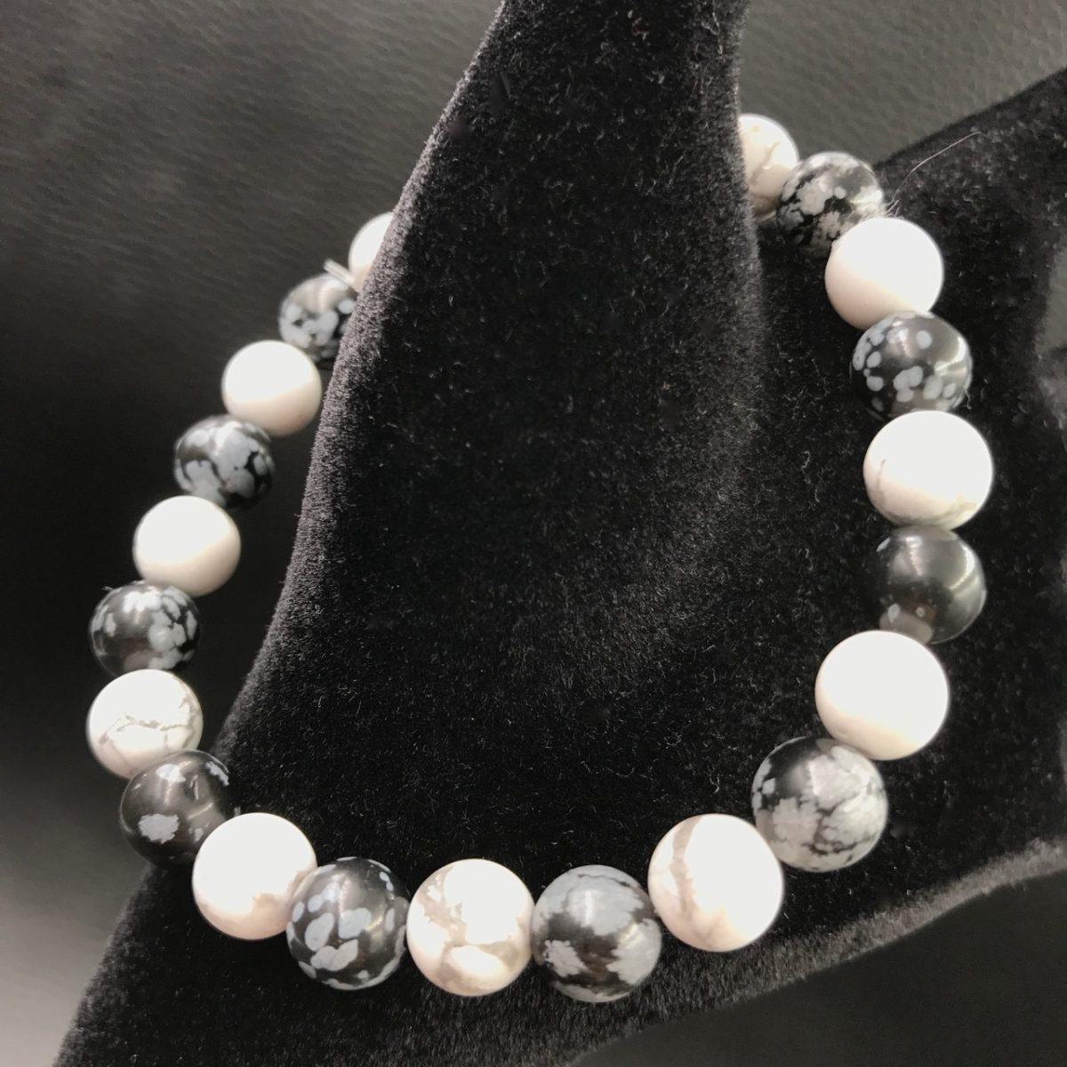 bracelet-howlite