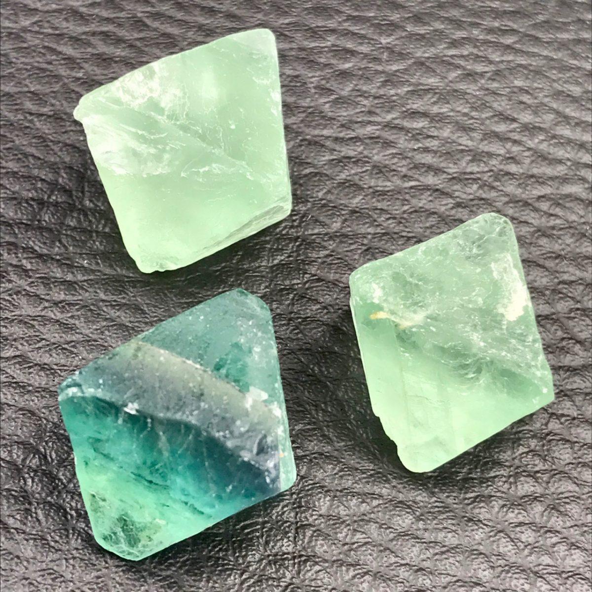 fluorite-octaedre